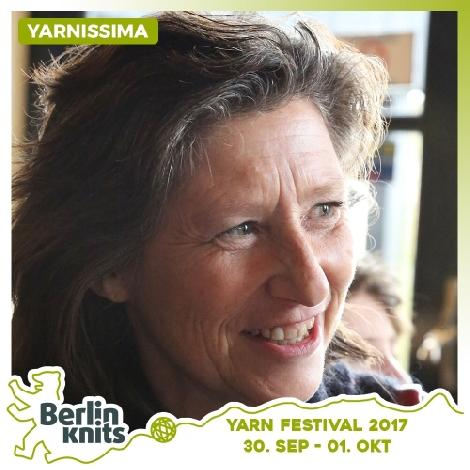 Yarnissima Beginner´s Fair Isle Ticket Yarnissima