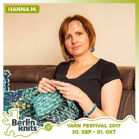 Hanna Maciejewska Knit For Your Curves and Edges! Ticket Hanna Maciejewska