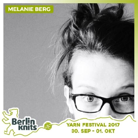 Melanie Berg Keine Angst vor verkürzten Reihen Ticket Melanie Berg