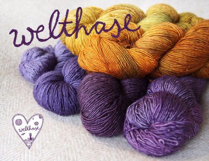 welthase handdyed yarns